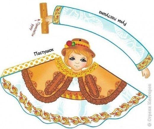 Кукольный театр в школе и дома: приглашаем к сотворчеству... - <
