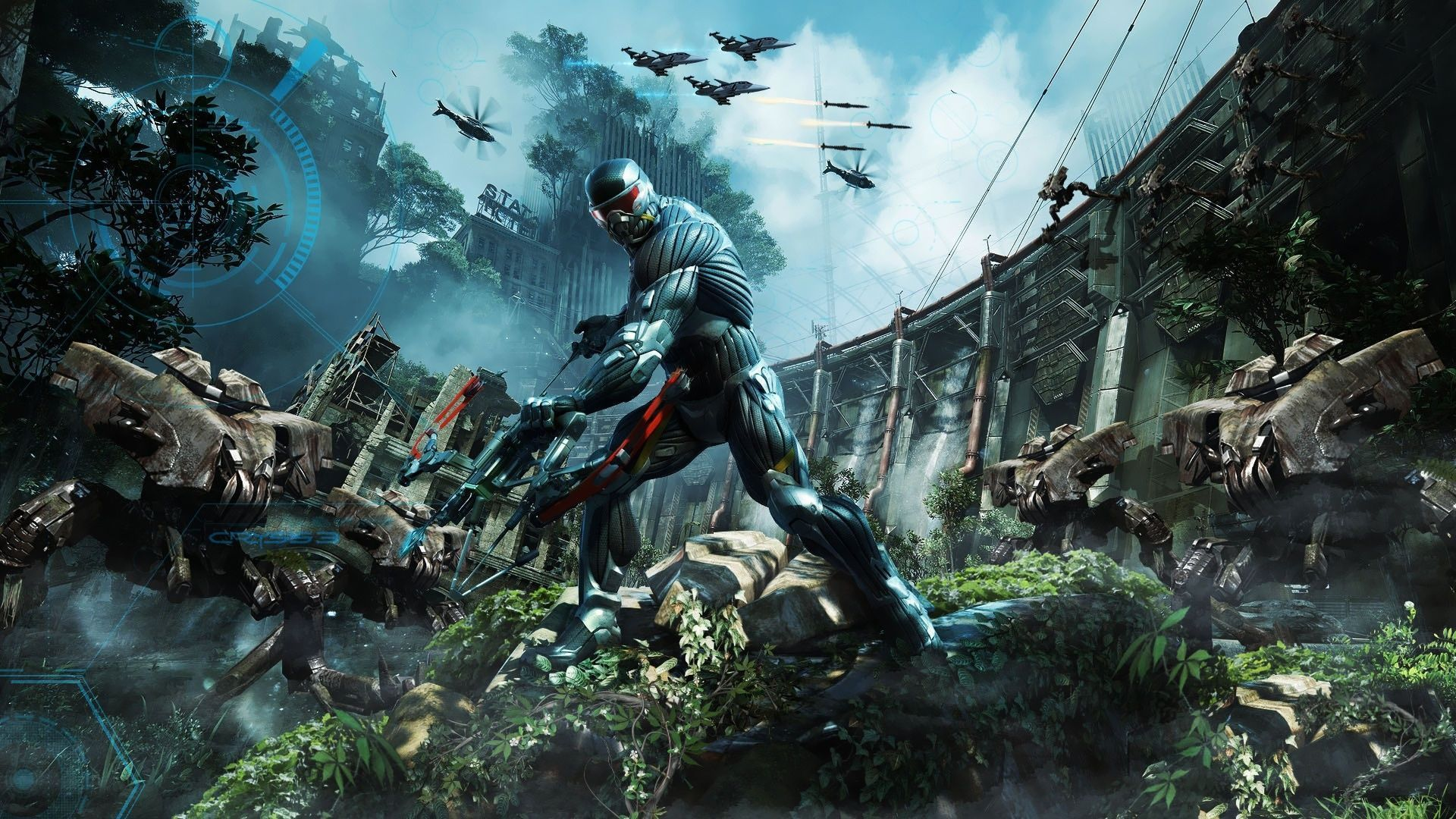 crysis 3 game Cool HD Wallpapers 1080p 1080p