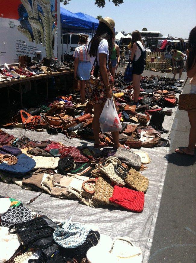 On The Road Rose Bowl Flea Market Rose Bowl Flea Market Flea Market Fleas