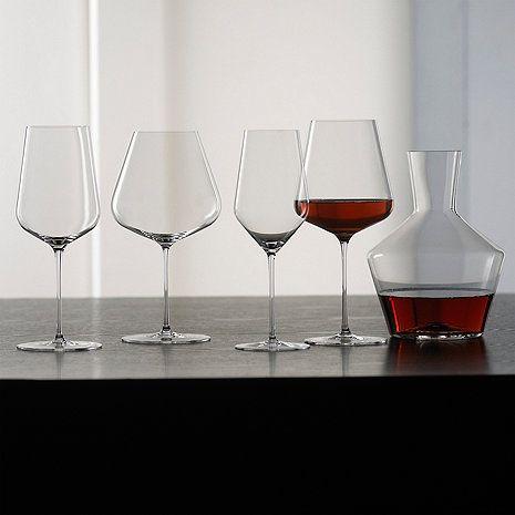 Zalto Denk Art 5 Piece Decanter Glasses Set Wine Glasses Decanter Wine