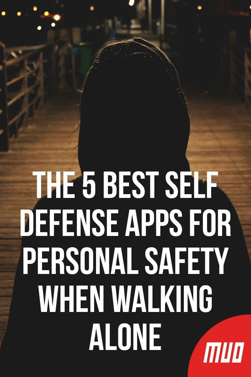 The 5 Best Self Defense Apps for Personal Safety When