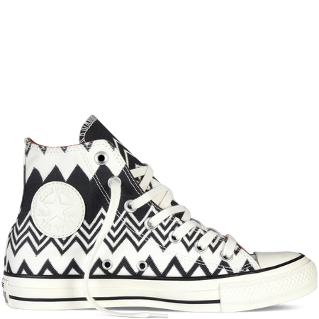 6bad8001d14d Converse X Missoni Chuck Taylor All Star black   egret