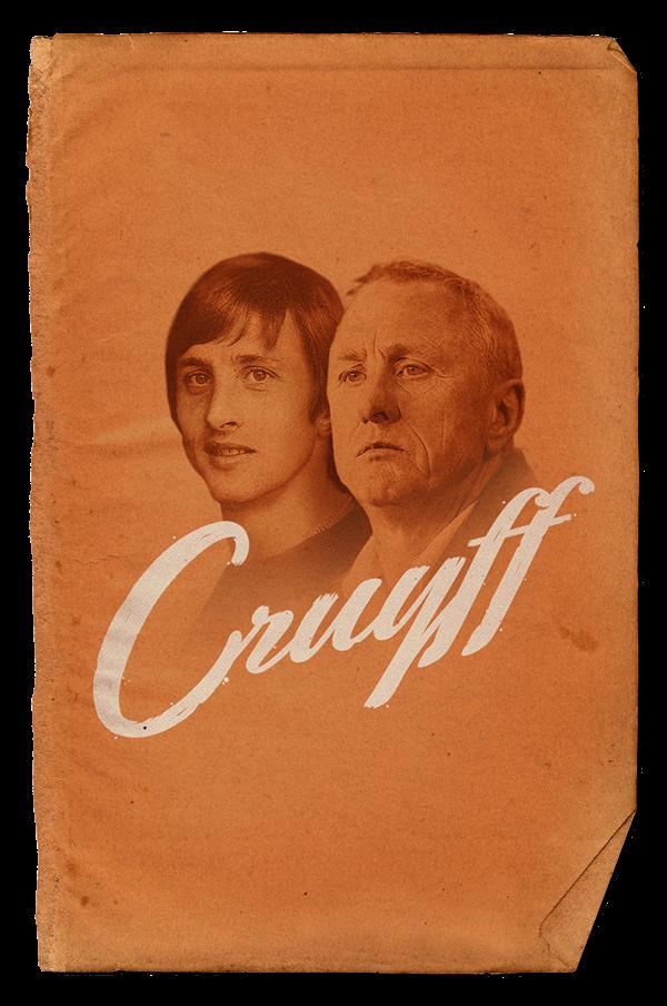 Arsenal Ajax 1971 Johan Cruyff Great New POSTER