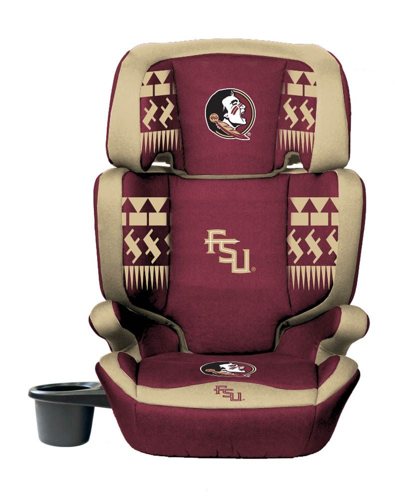 Florida State Seminoles Booster Car Seat