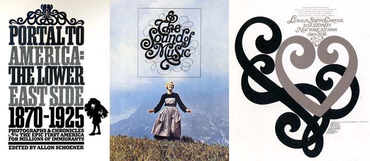 Herb Lubalin's Typographics