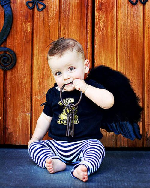 Emo punk angel babay! ...