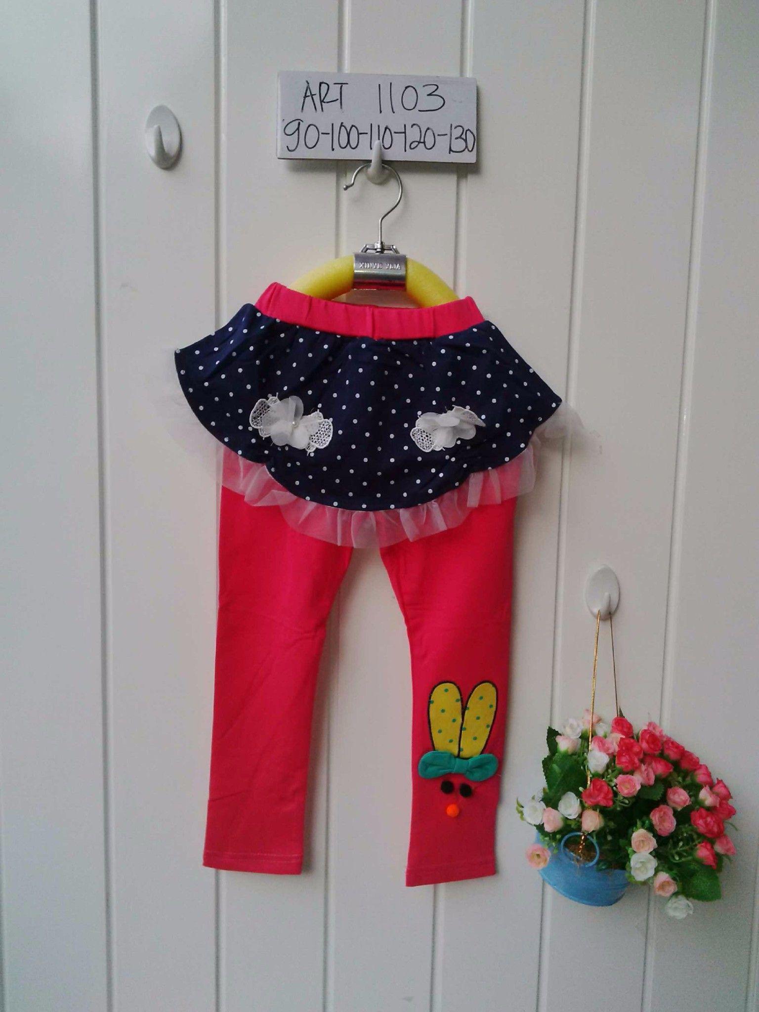 Legging Rok Pita ART1103 Adora Baby Shop Baju bayi