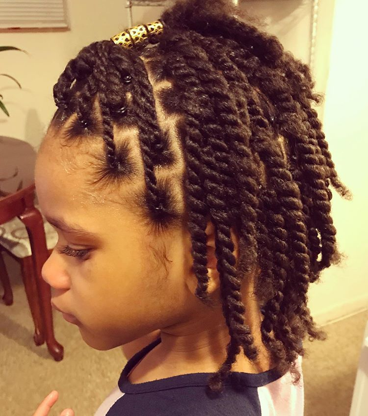 Twists Kidsbraids Beadsbraidsbeyond Browngirlshair Teamnatural Naturalkidshairideas Twists Twistout Pro Kids Hairstyles Hair Styles Kid Braid Styles