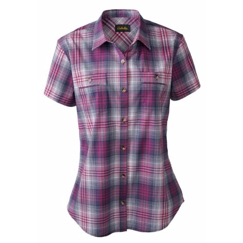 Cabela S Women S Cobble Creek Short Sleeve Shirt Women S Clothing