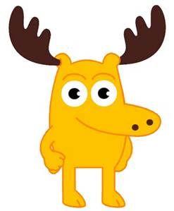 Nick Jr Moose and Zee - Bing images
