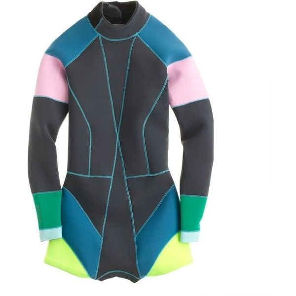 Our wave theory? Wetsuits can—and should—be sexy. Our friend and fellow NYC designer Cynthia Rowley created this neoprene wetsuit in colors just for us. The cut...