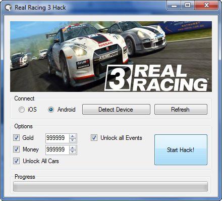 Searchreal Racing 3 Hack Android Apk No Survey