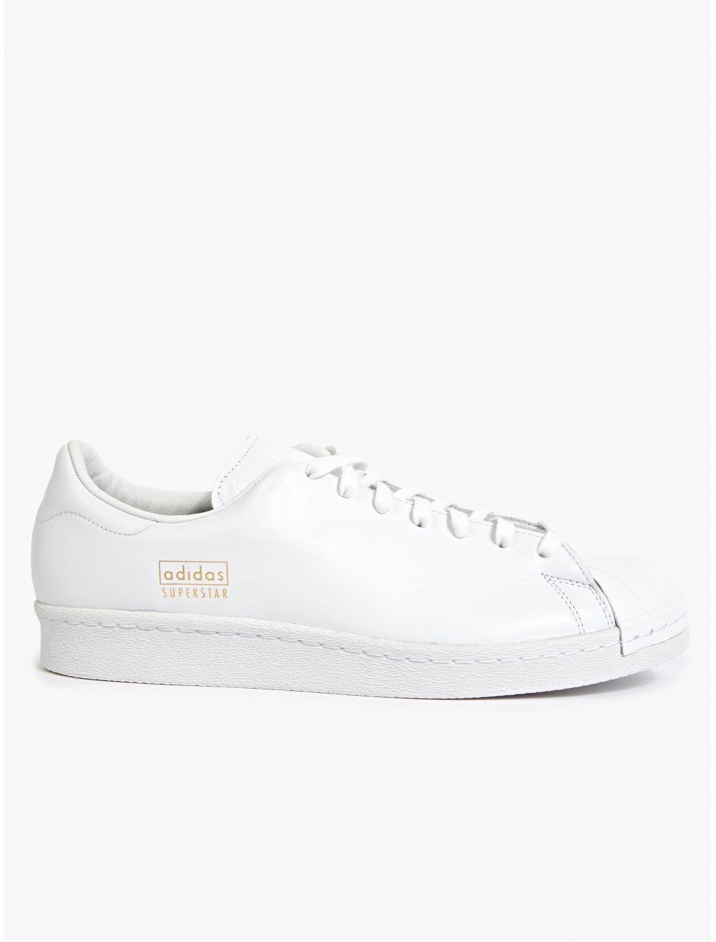 the latest c18b2 49808 adidas Originals Men s Superstar  80s Clean Sneakers   oki-ni