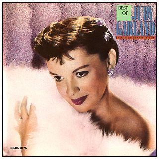 Judy Garland Discography: The Best Of MGM