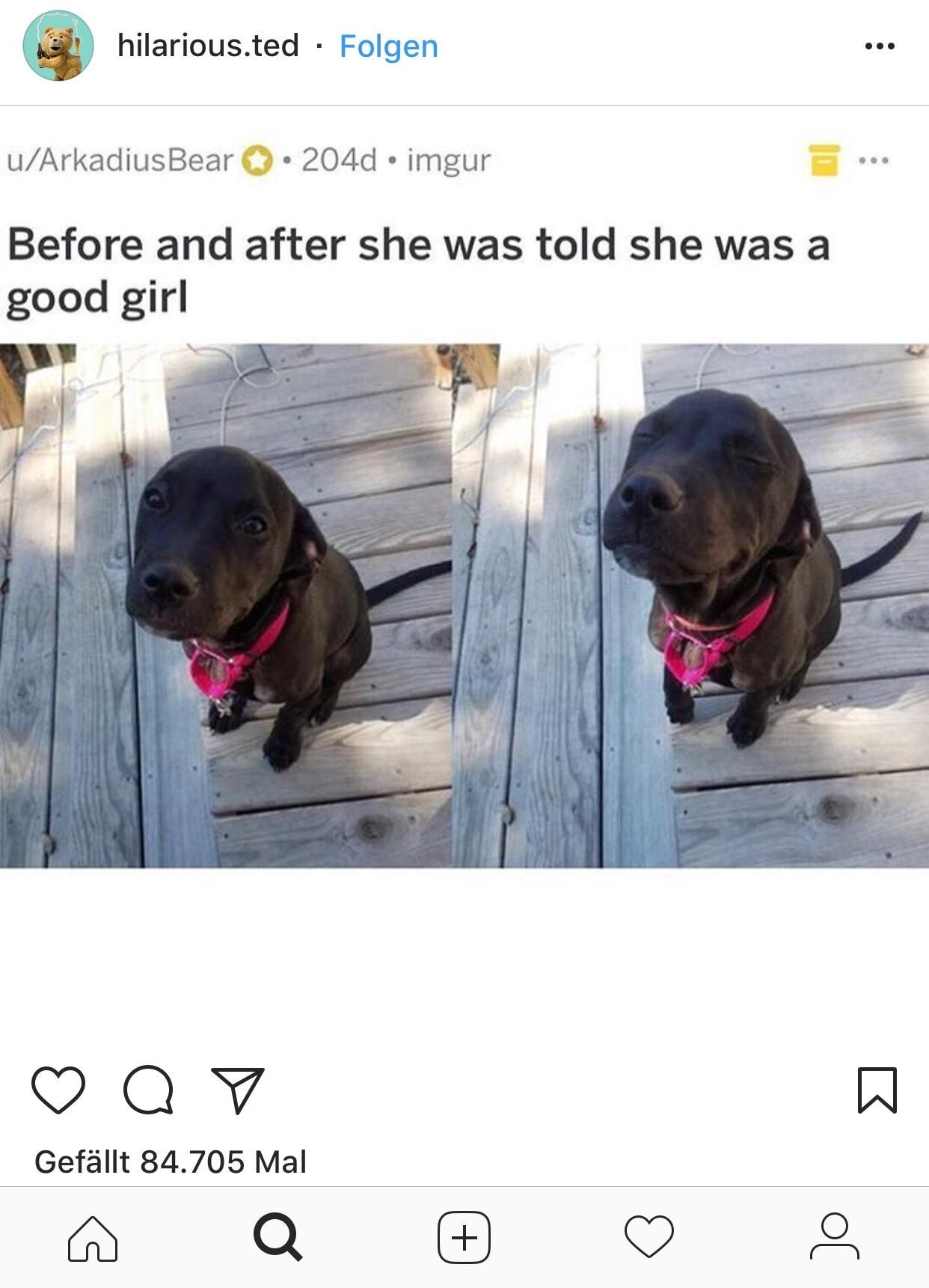 Instagram Page Copies Reddit Post And Gets Over 84k Likes Cute