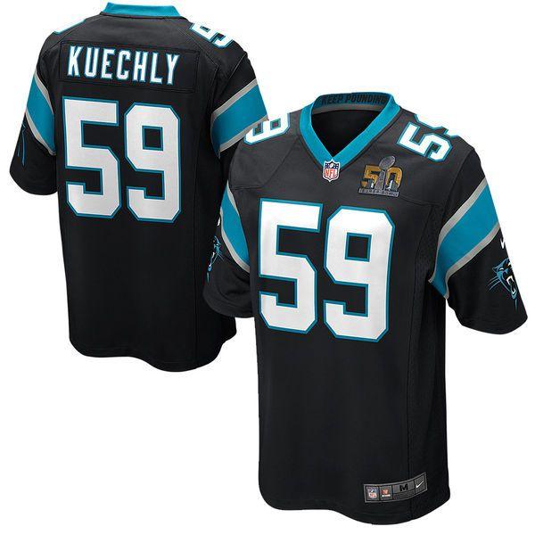 timeless design e6ebe 830cf Kuechly | SB50 Jersey | $79.99 | Carolina Panthers | Nfl ...