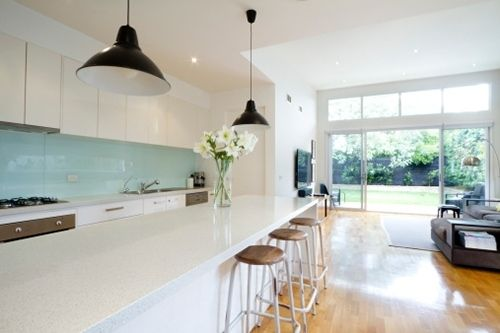 Here Are Various Decorating Ideas For The Kitchen With White Cabinets That  Will Help To ...