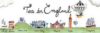 New tea blog from England!  www.TeaInEngland.com  Follow Tea in England on Pinterest!