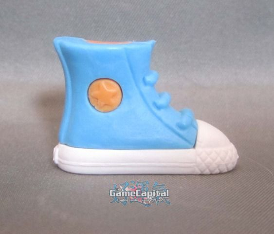 Blue Sneaker Fashion Gomu Collectible Eraser www.thegamecapital.com #gomu #gomuerasers #erasers