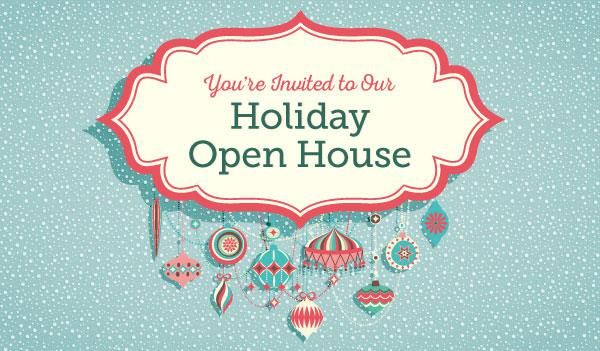 Annual Christmas Open House The Landscape Connection Pinterest