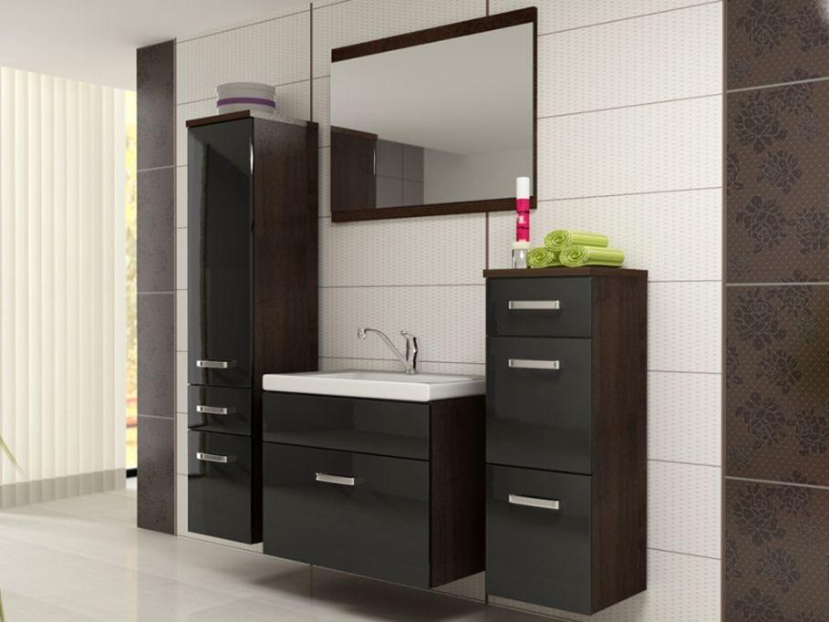 Ensemble NASSAU - meubles de salle de bain - taupe | Idées ...