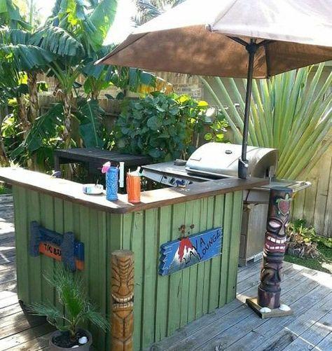 Beach Amp Tiki Bar Ideas For The Home Amp Backyard Rons