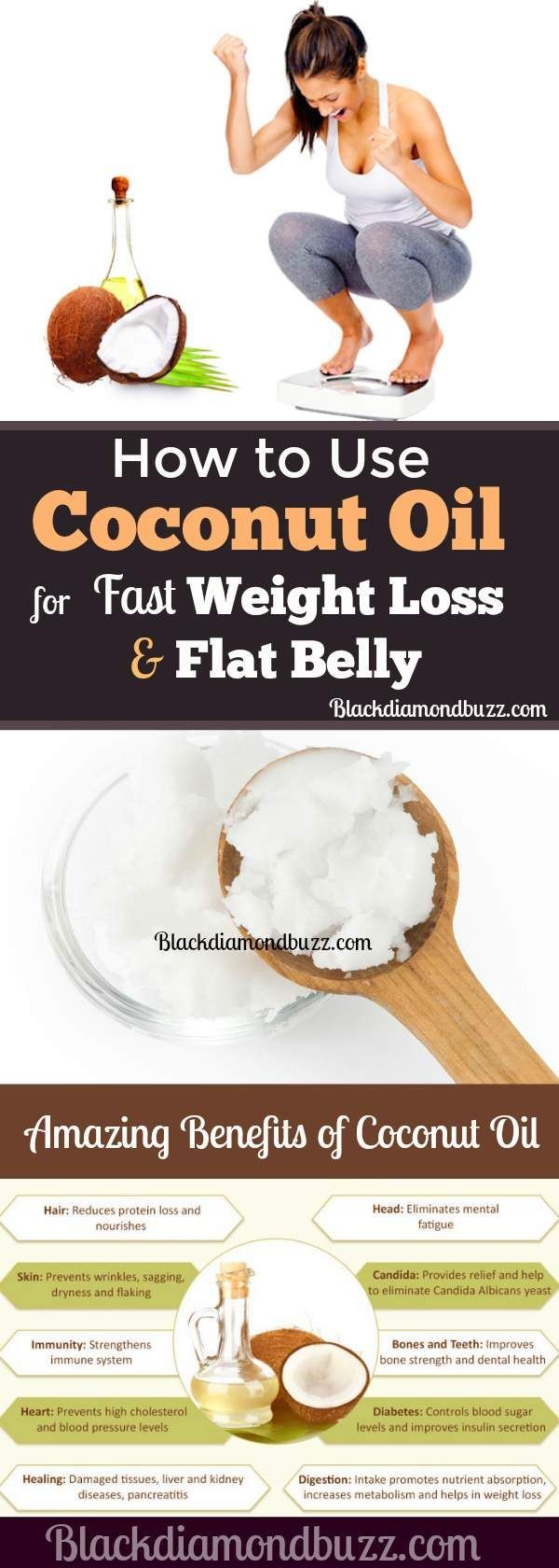 coconut oil diet plan