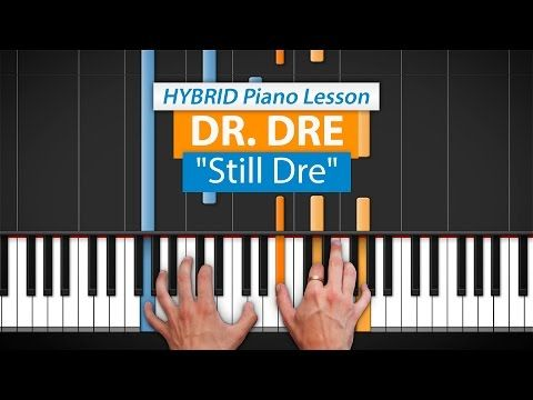 How To Play Still Dre By Dr Dre Snoop Dogg Hdpiano Part 1