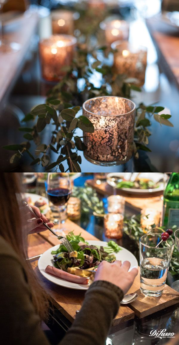 Decor and recipes perfect for your fall and winter gatherings.