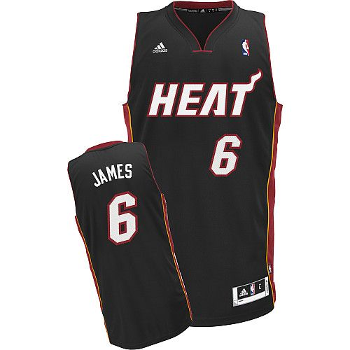 separation shoes 1a124 57c5f Adidas Miami Heat LeBron James Youth (Sizes 8-20) Revolution ...