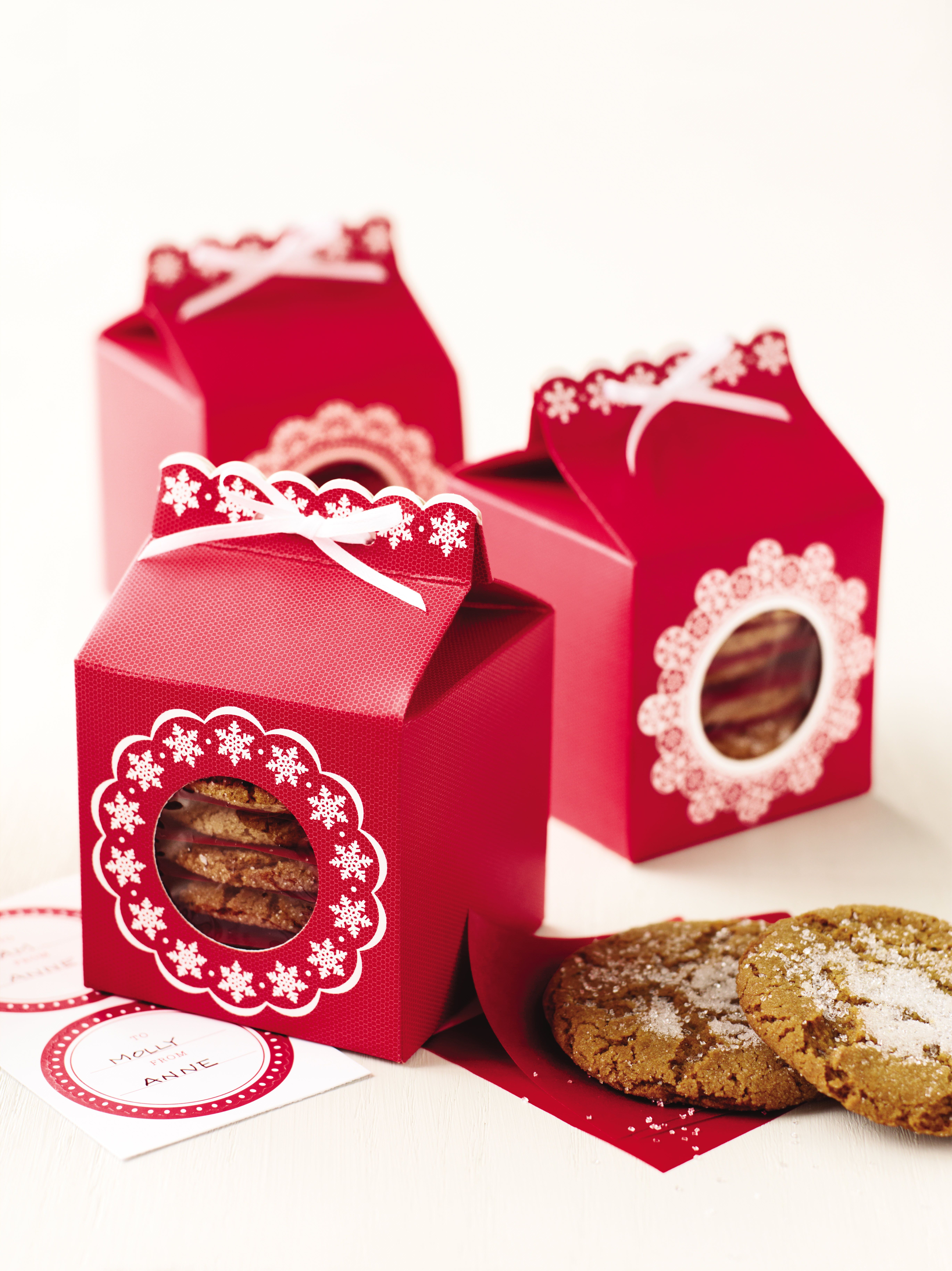 Upgrade your cookie gifts with Martha Stewart Crafts Snow Lace ...