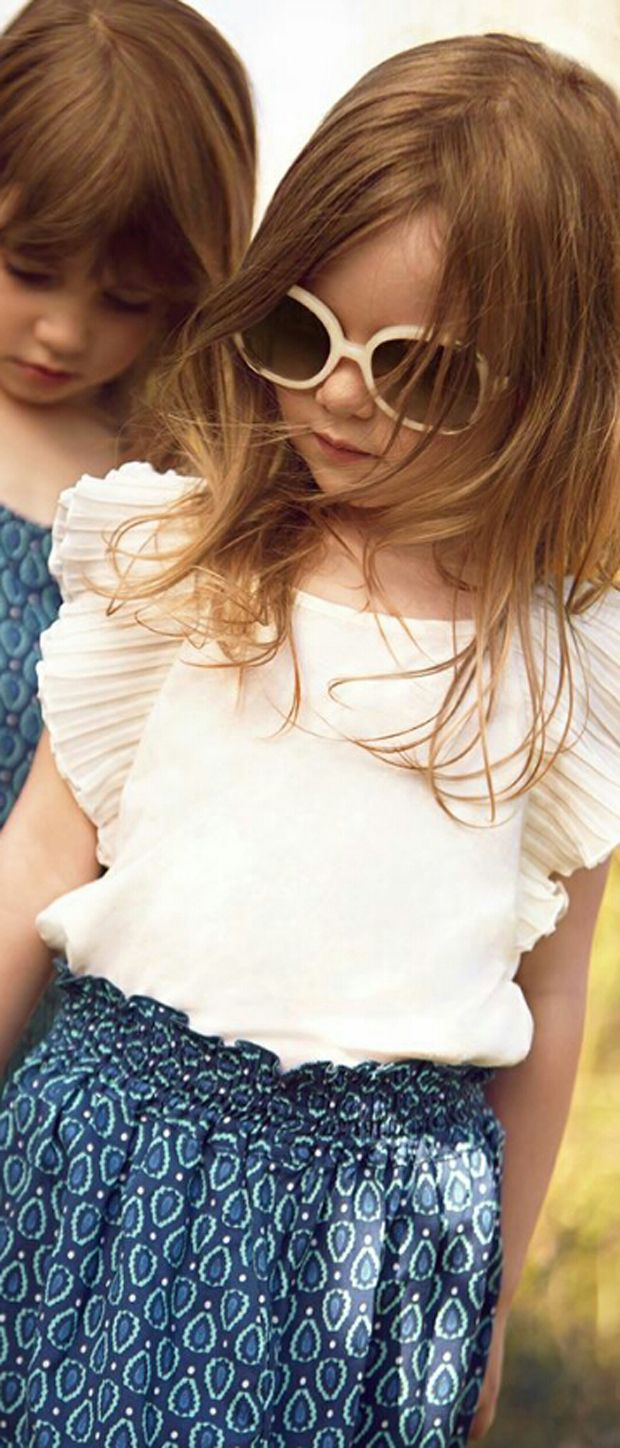 CHLOÉ KIDS SPRING- SUMMER COLLECTION on http://www.bellissimakids.com