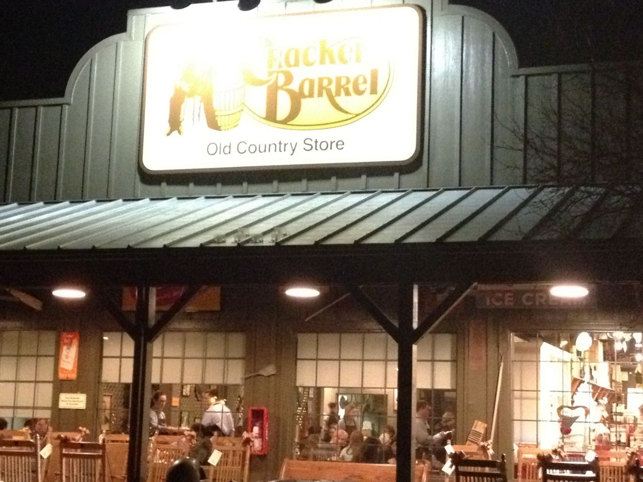 Cracker Barrel My Front Porch In 2020 Front Porch Pictures Front Porch Signs Porch