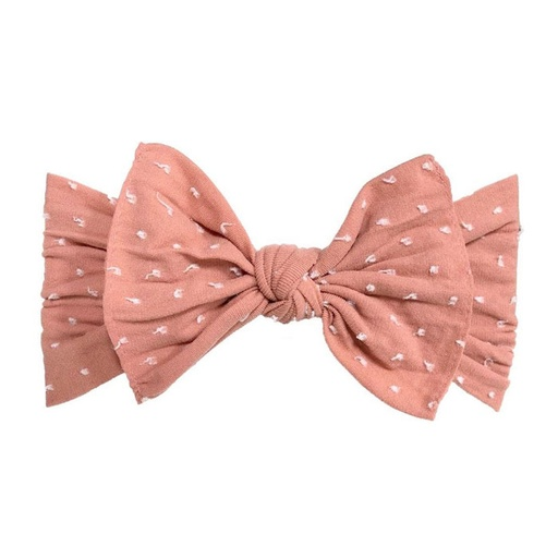 Rose Gold Shabby Dot Is In Blingdex The Database Of Every Baby Bling Bow Ever Made In 2020 Baby Bling Bows Baby Bling Hair Bows For Sale