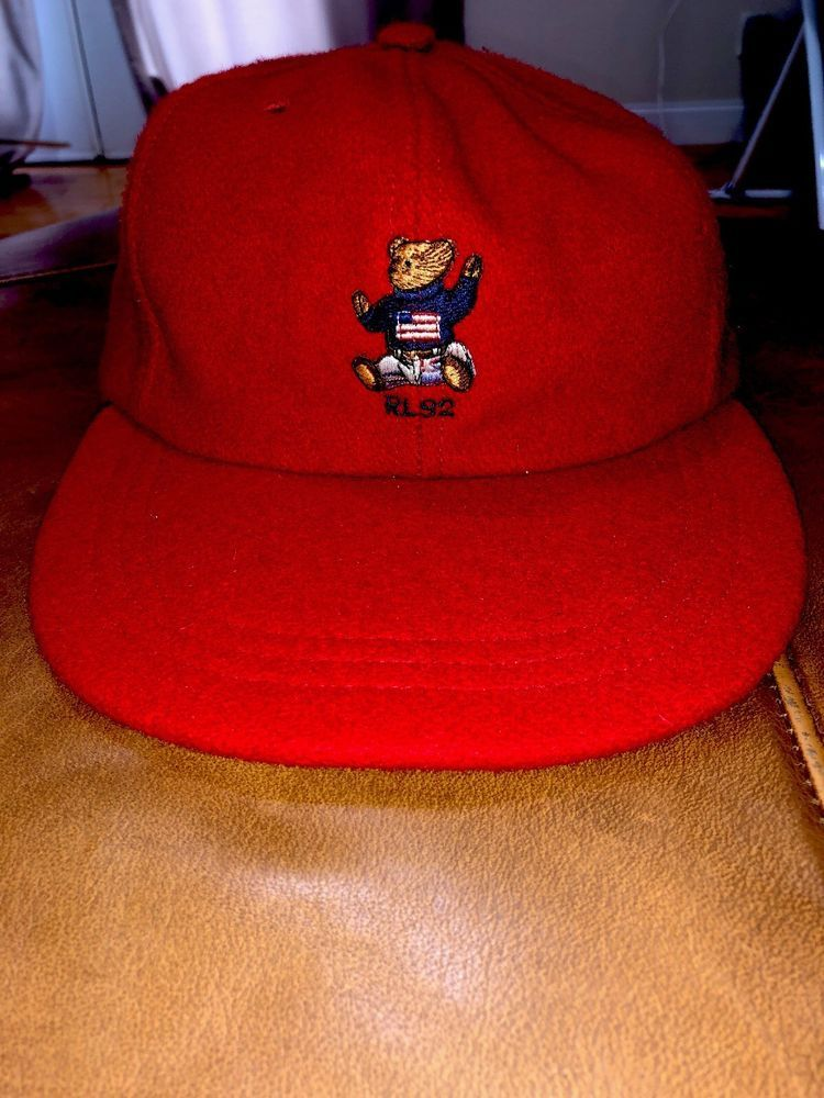 ed18ceec Vtg Polo Ralph Lauren Hat #fashion #clothing #shoes #accessories  #mensaccessories #hats (ebay link)