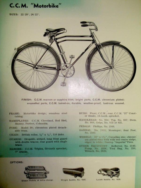 Forum 1938 Ccm Brochure Brochure Vintage Bikes Name Plate