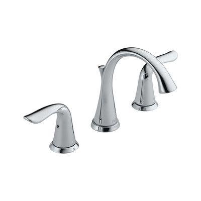 Found it at Wayfair - Lahara Double Handle Widespread Bathroom Faucet