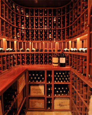 & Beautiful Wine Cellars | Wine cellars Wine and Cellar ideas