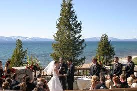 North Room Deck Edgewood Tahoe Wedding Tahoe Wedding Edgewood Tahoe My Wedding Day