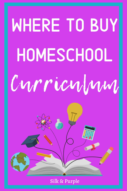 Where to Buy Homeschool Curriculum in 2020 Homeschool