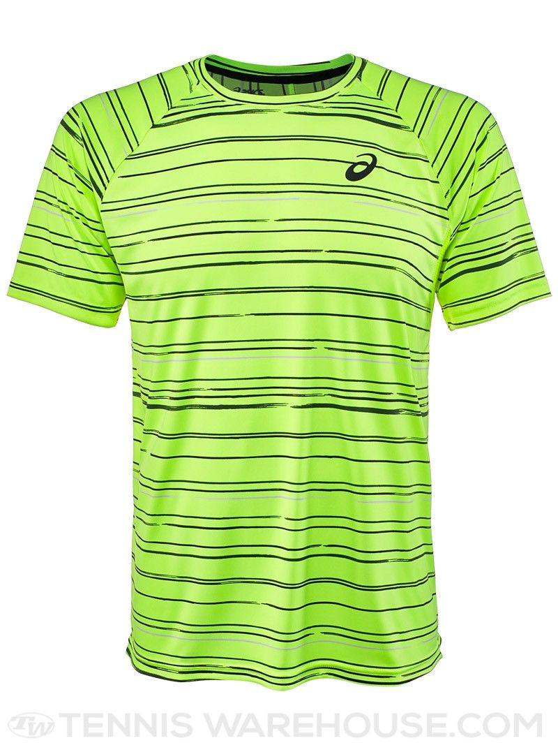 asics tennis shirt