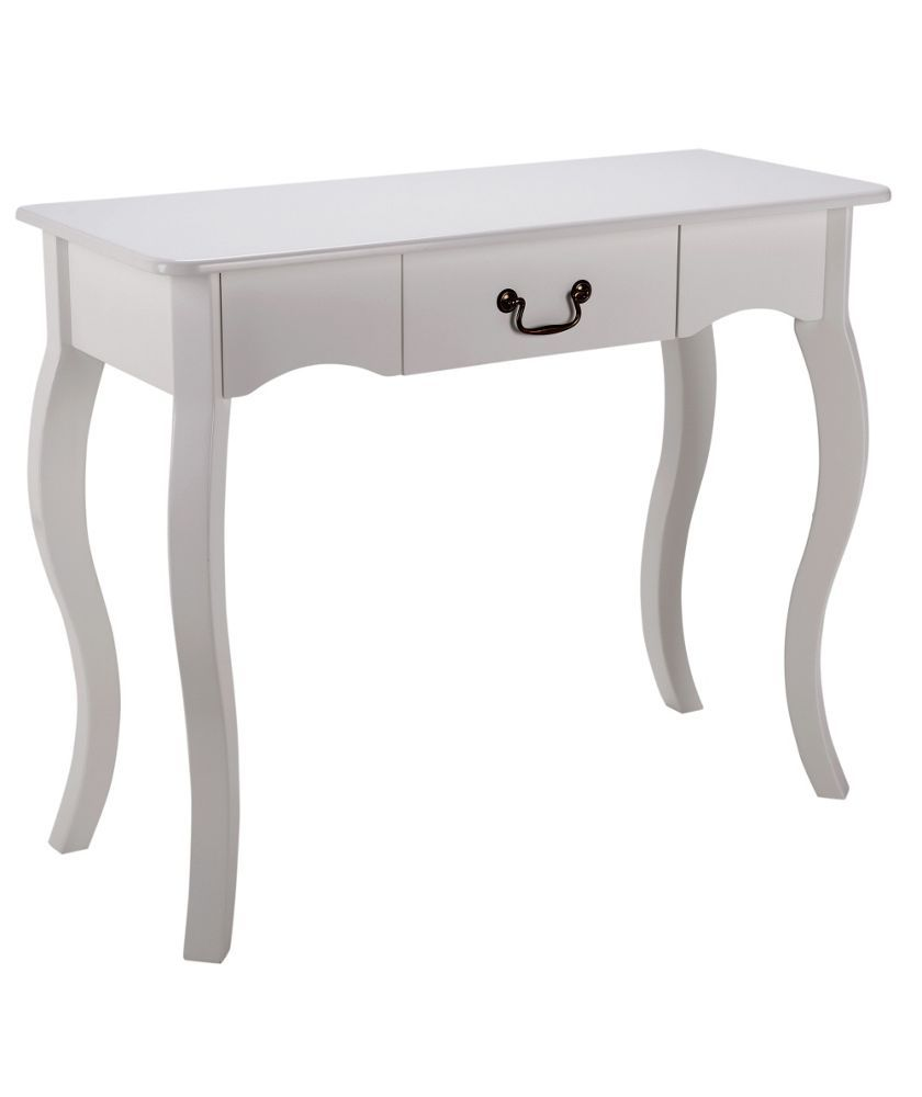 Best Buy Vintage Console Table White At Argos Co Uk Your 400 x 300
