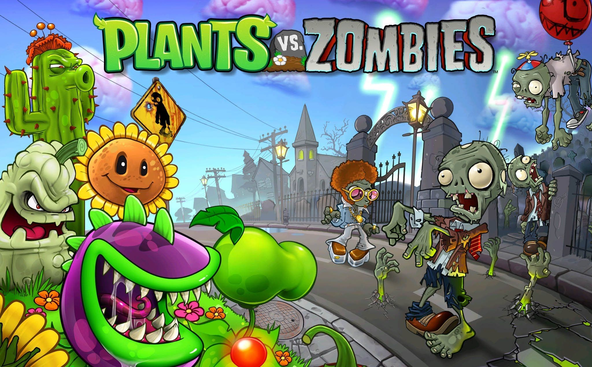 Fun addicting game apps - Plants Vs Zombies Is A Real Fun Game Available Both In Android And Ios App