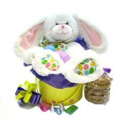 Easter egg pail 6 gourmet cookies easter gifts ideas pinterest easter egg pail 6 gourmet cookies negle Choice Image