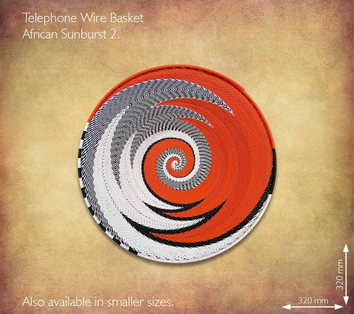 Pin by Earth Africa on Telephone Wire baskets Wire baskets