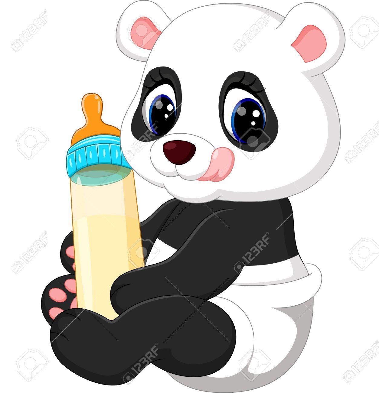 Cute Baby Panda Cartoon Affiliate Baby Cute Cartoon Panda Desenho Animado Bebe Arte De Panda Filhote De Panda