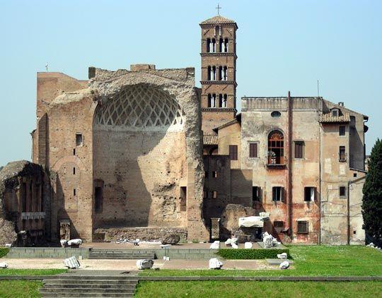 Tempio di Venere, Roma