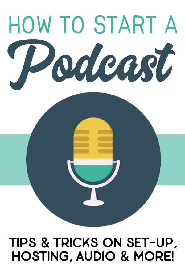 How To Start A Podcast Tips And Tricks To Get You Started Beauty And The Bench Press Starting A Podcast Podcast Tips Marketing Podcasts
