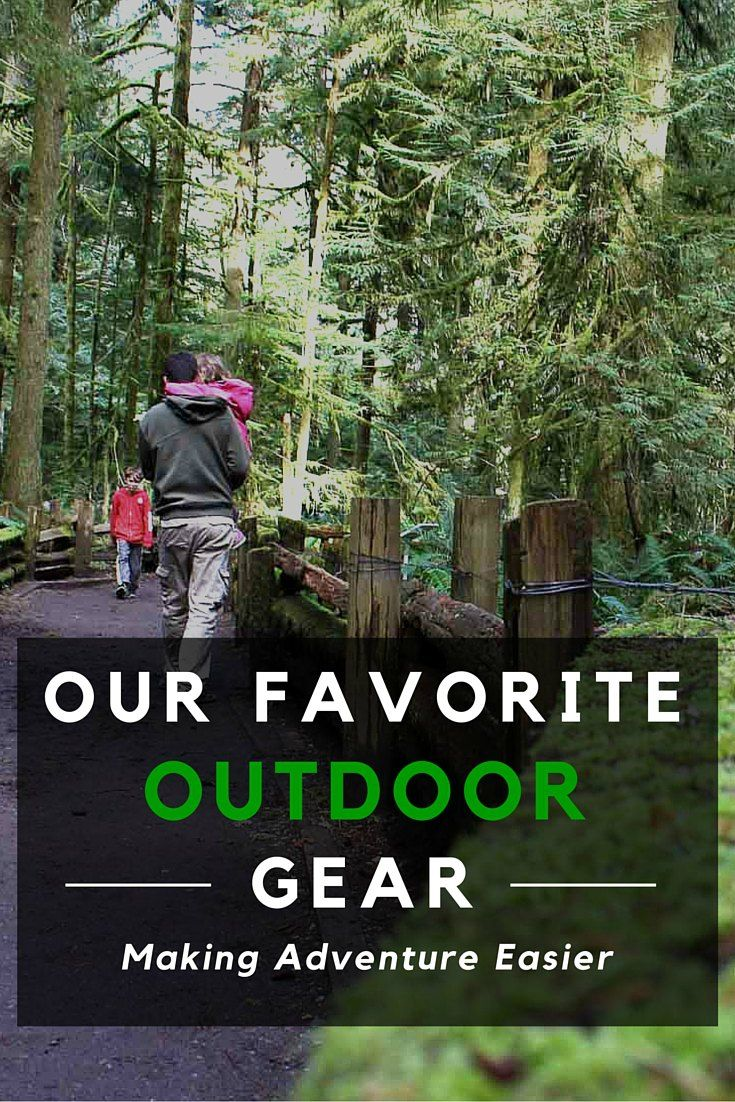 Photo of Our Favorite Outdoor Gear for Making Adventure Easier