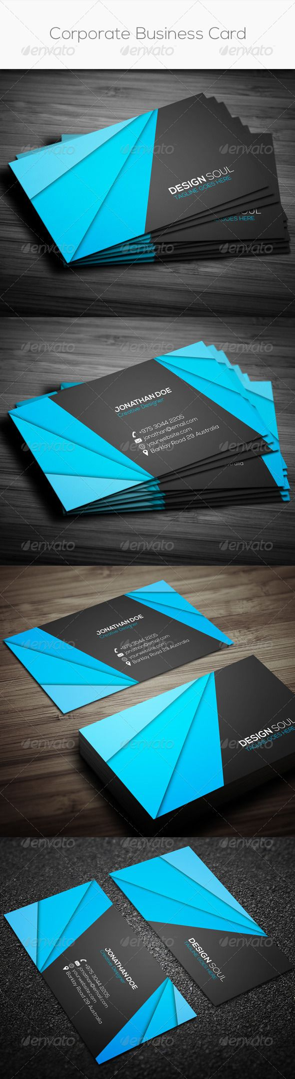 corporate business card psd print template download http